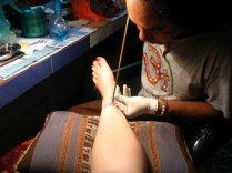 tattoo in thailand